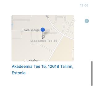 Ícone de pino do mapa