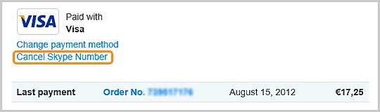 how to delete my skype account online