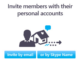 invite members