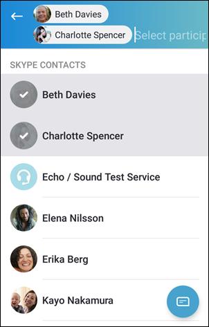 BBW Frau auf Skype