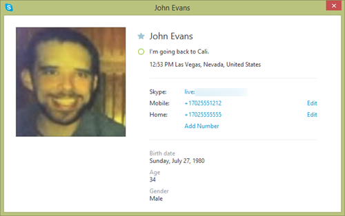 how to get a skype id name