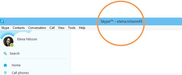 Skype Id что это - фото 3