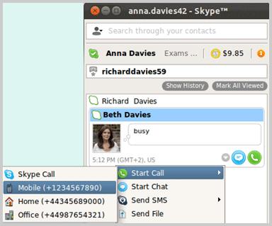 как звонить со скайпа на мобильный бесплатно - фото 9