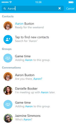 Find People To Chat With On Skype