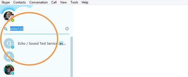 как проверить скайп